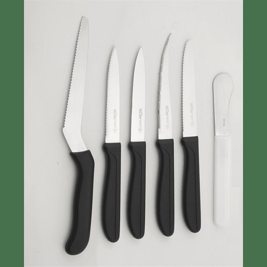 מארז סכינים LUXURY