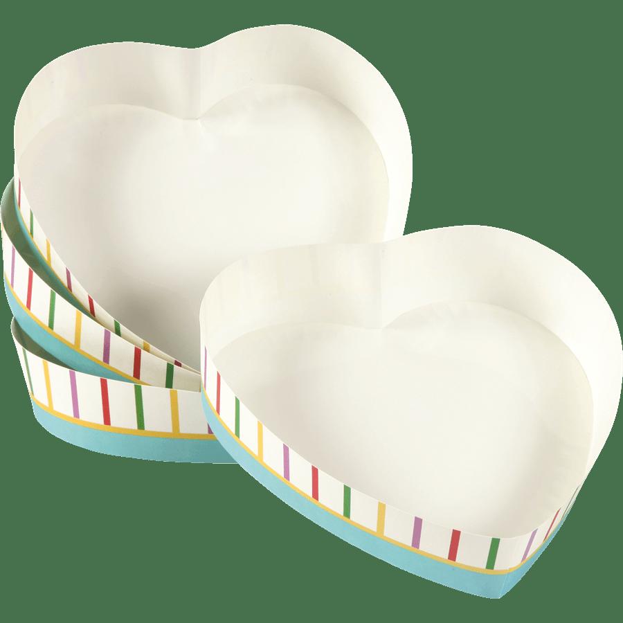 תבנית נייר לב