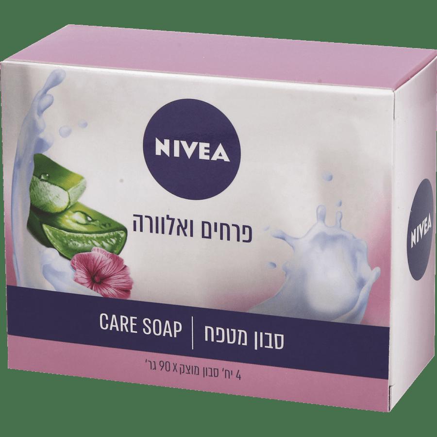 סבון מוצק ניוואה אלוורה