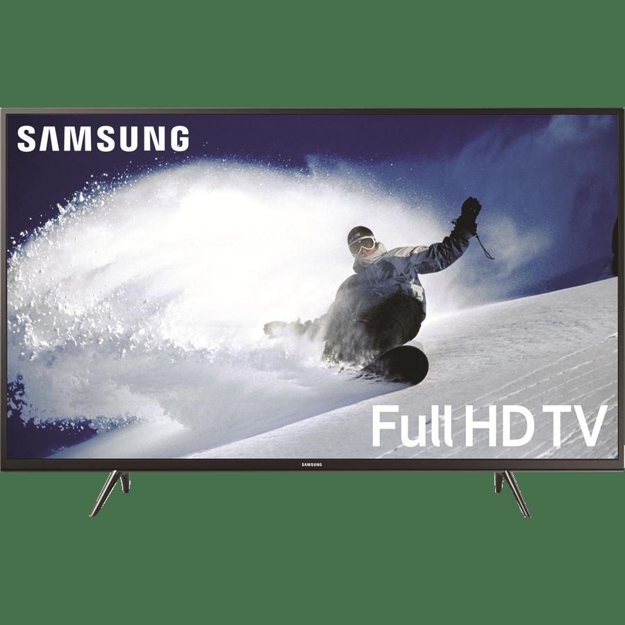 """מסך טלוויזיה חכמה סמסונג 43""""  LED SMART  עם 2 כניסות HDMI ותמיכה ברשת אלחוטית/ביתית"""