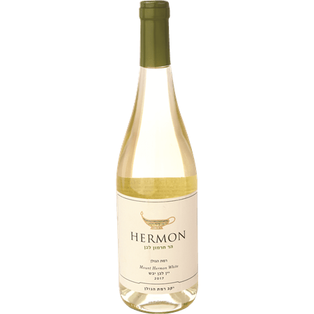 יין לבן הר חרמון