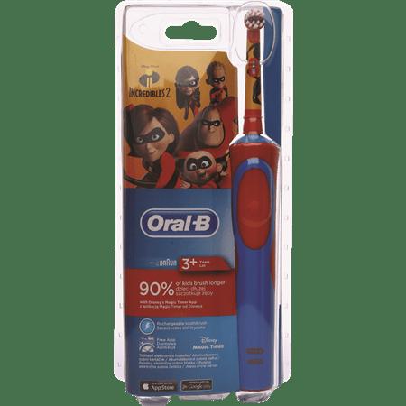 מברשת שיניים חשמלית לילד