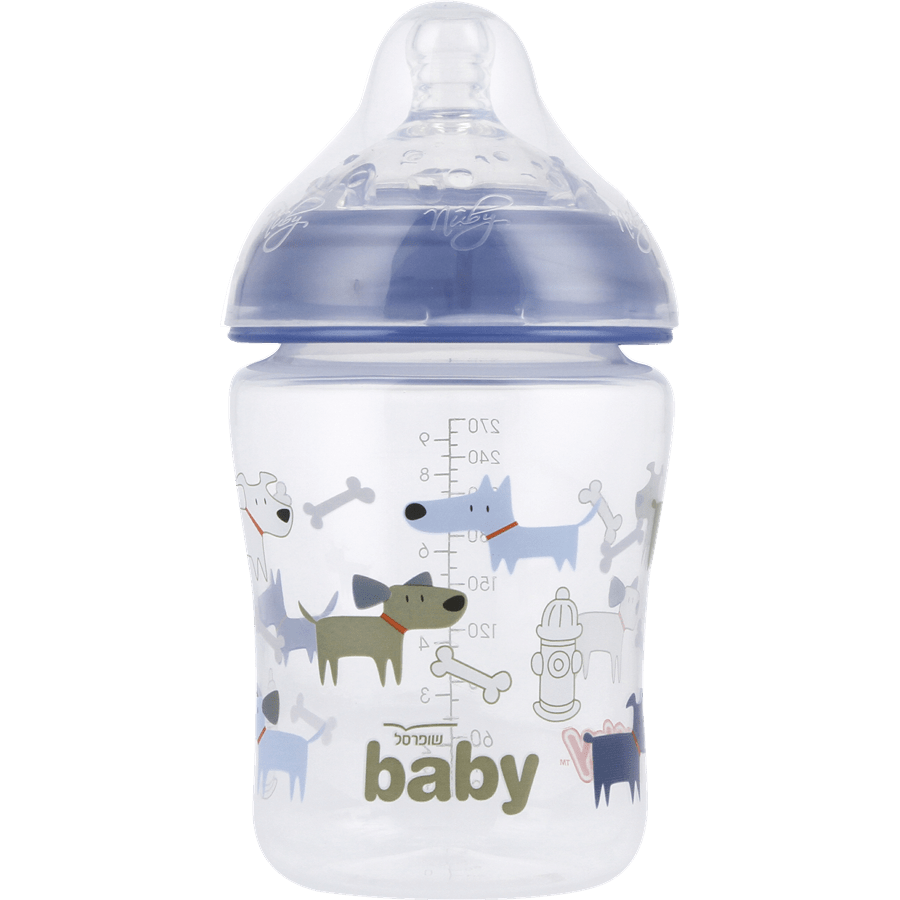 בקבוק האכלה לתינוק שלב 2