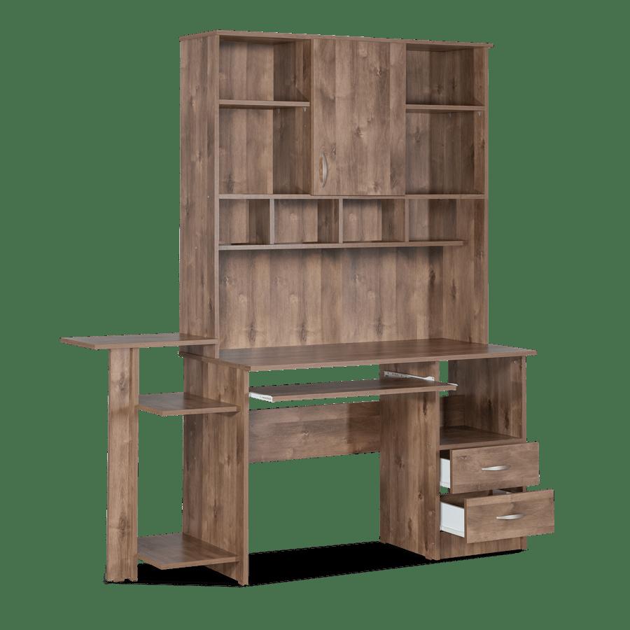 שולחן מחשב+כוננית