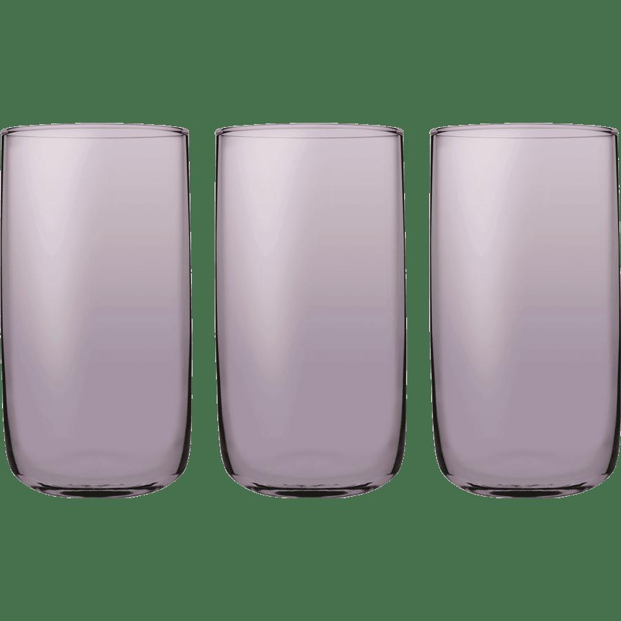 סט 3 כוסות שתייה ICONIC