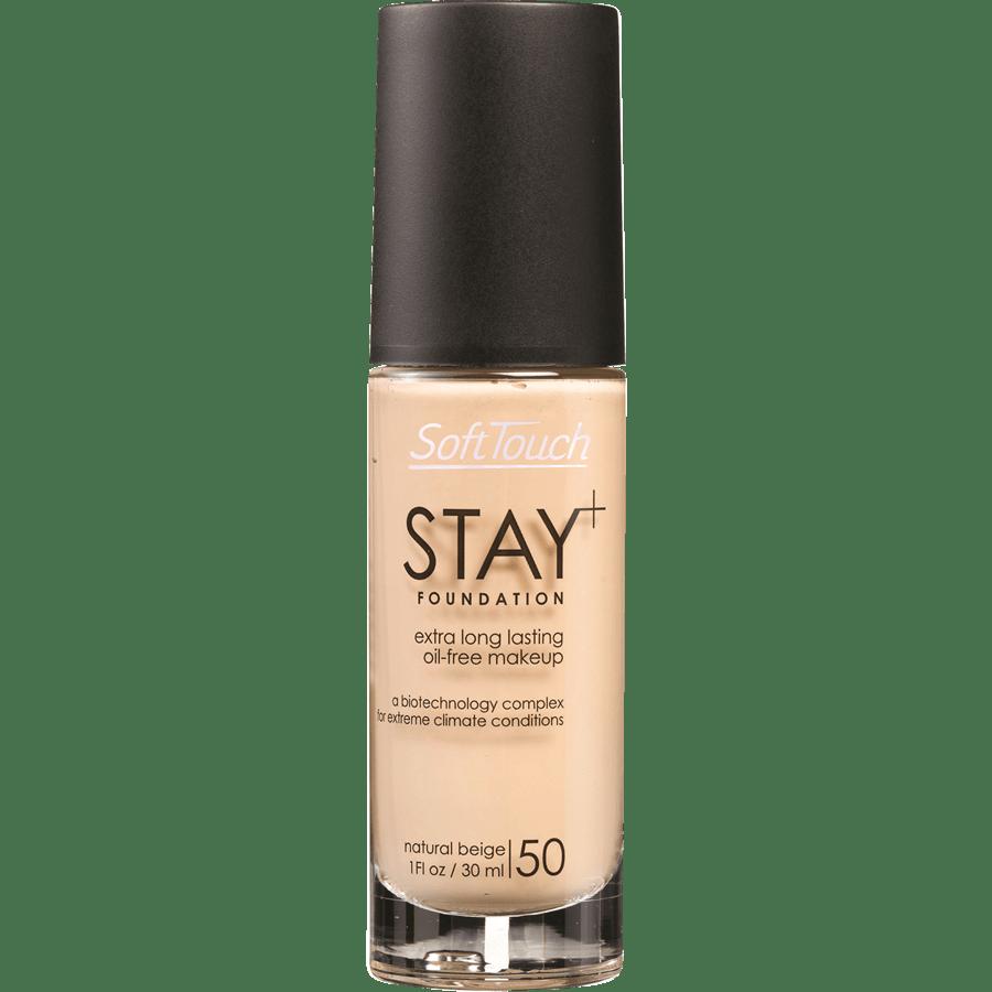 STAY+ FOUNDATION מייק אפ