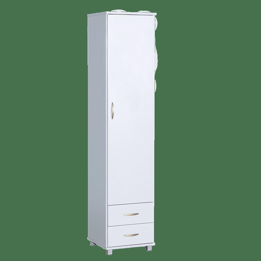 ארון דלת אחת 2 מגירות
