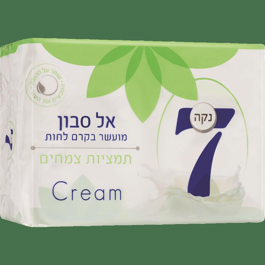סבון מוצק נקה 7 ירוק