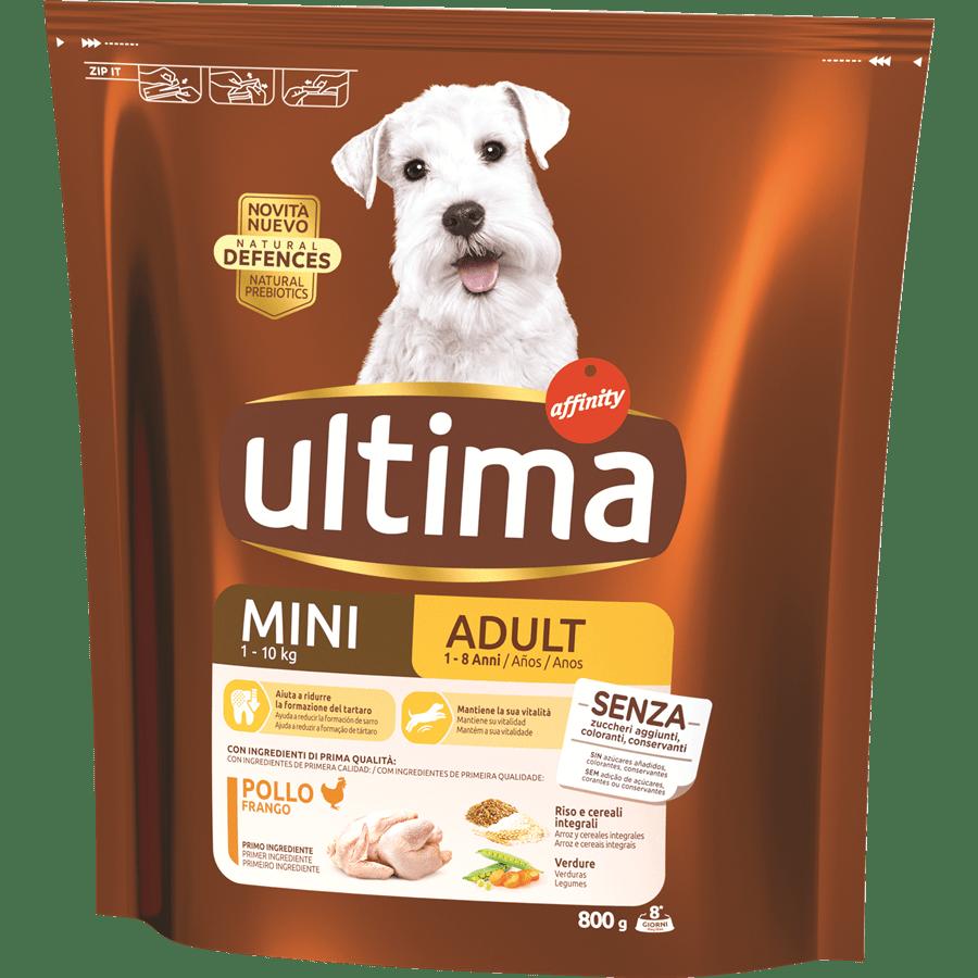אולטימה מזון לכלב ג.קטן