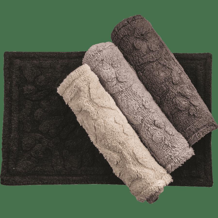 שטיחון אמבטיה מצוייץ