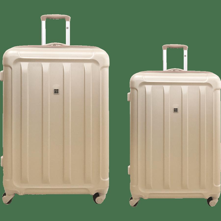 זוג מזוודות  ABS24+28
