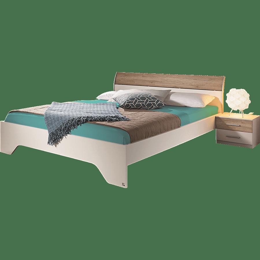 מיטה זוגית+שידות