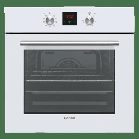 תנור בנוי דיגיטלי  לבן