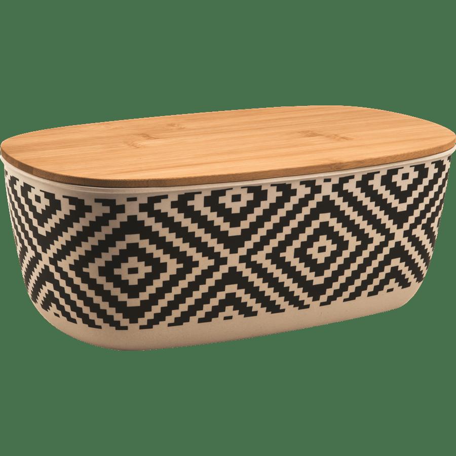 קופסת לחם במבוק טרופי