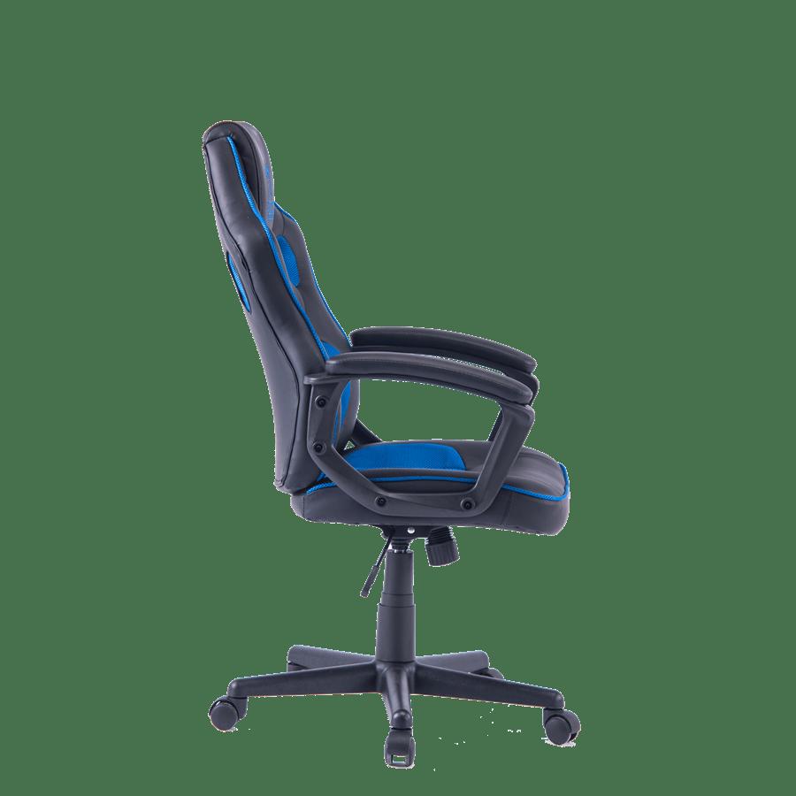 כסא גיימינג כחול COMBAT