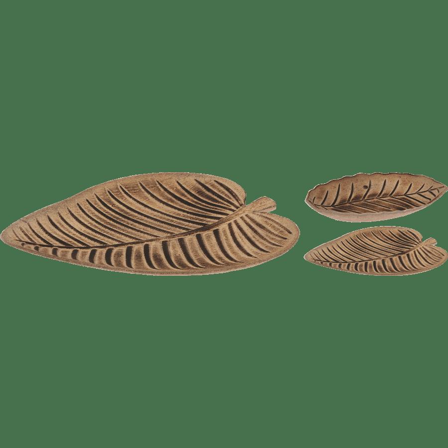 צלחת הגשה עץ