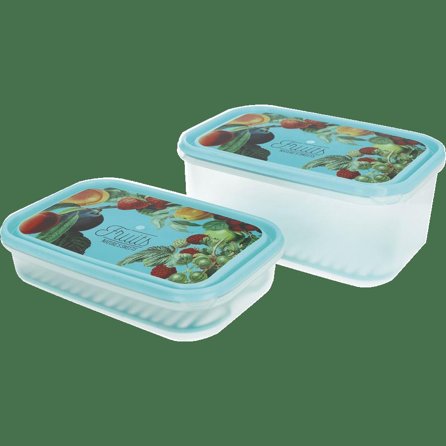 סט קופסאות אחסון ענבר