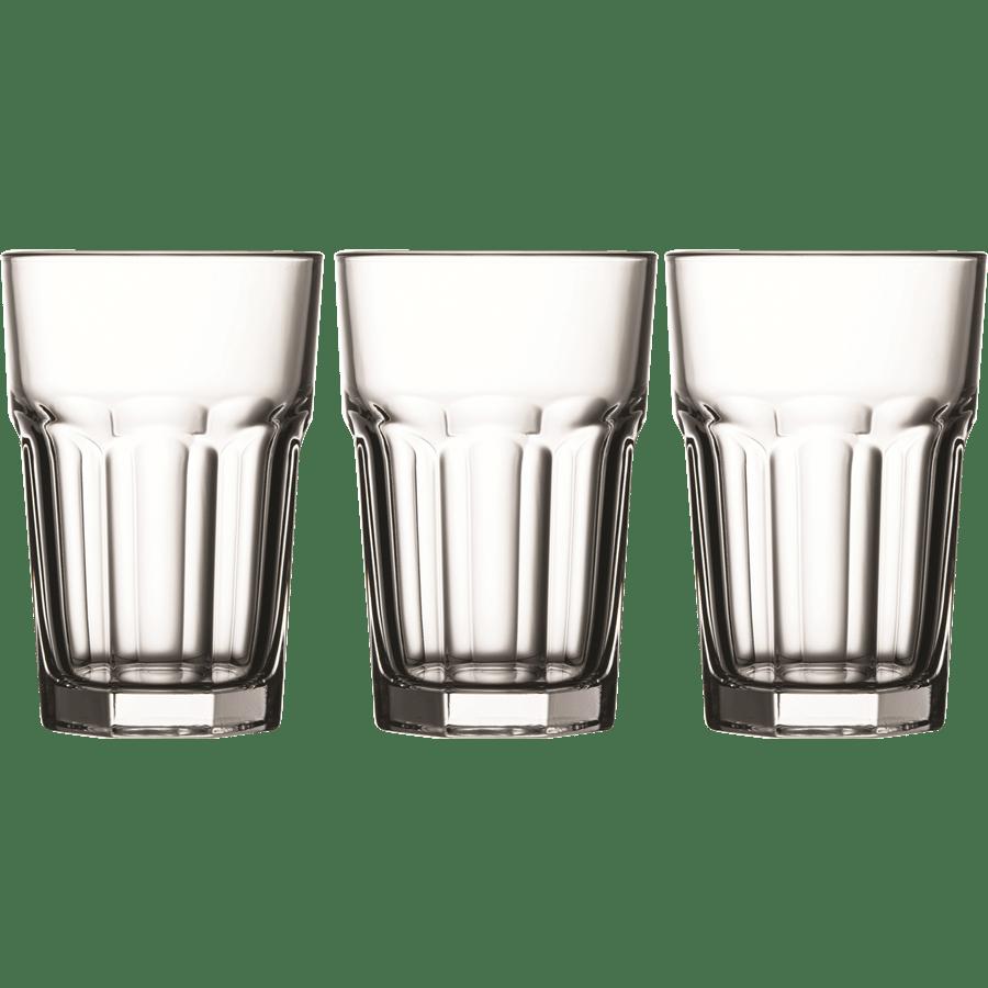 סט 3 כוסות שתייה CASABLA