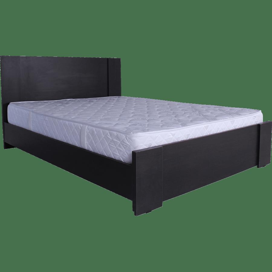 מיטה מעוצבת מעץ מלא