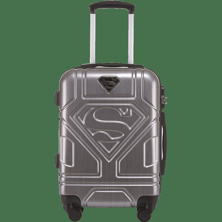 מזוודה בודדת סופרמן