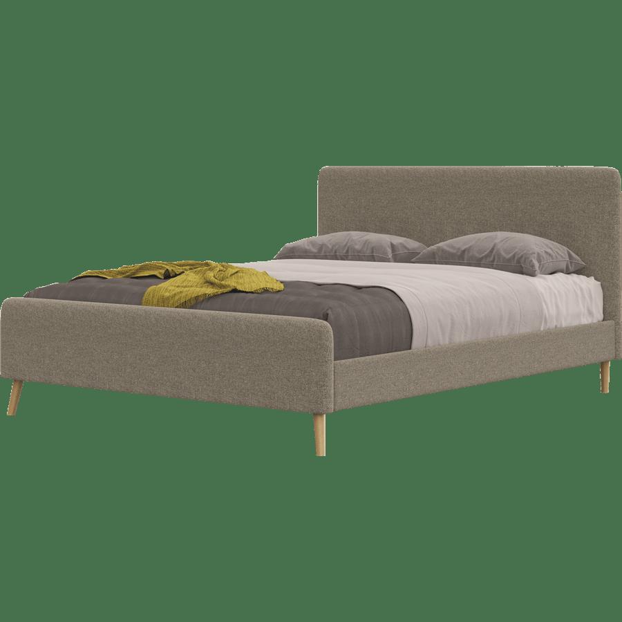 מיטה זוגית ומזרן SoloFre