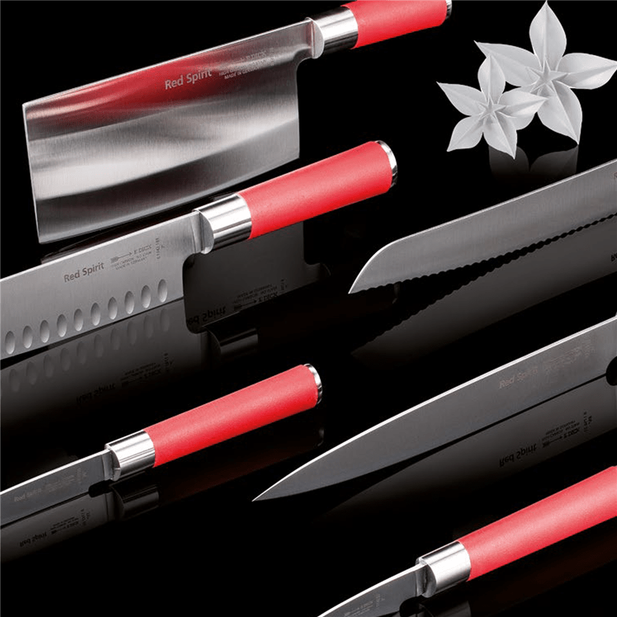 סכין שף Red Spirit AJAX