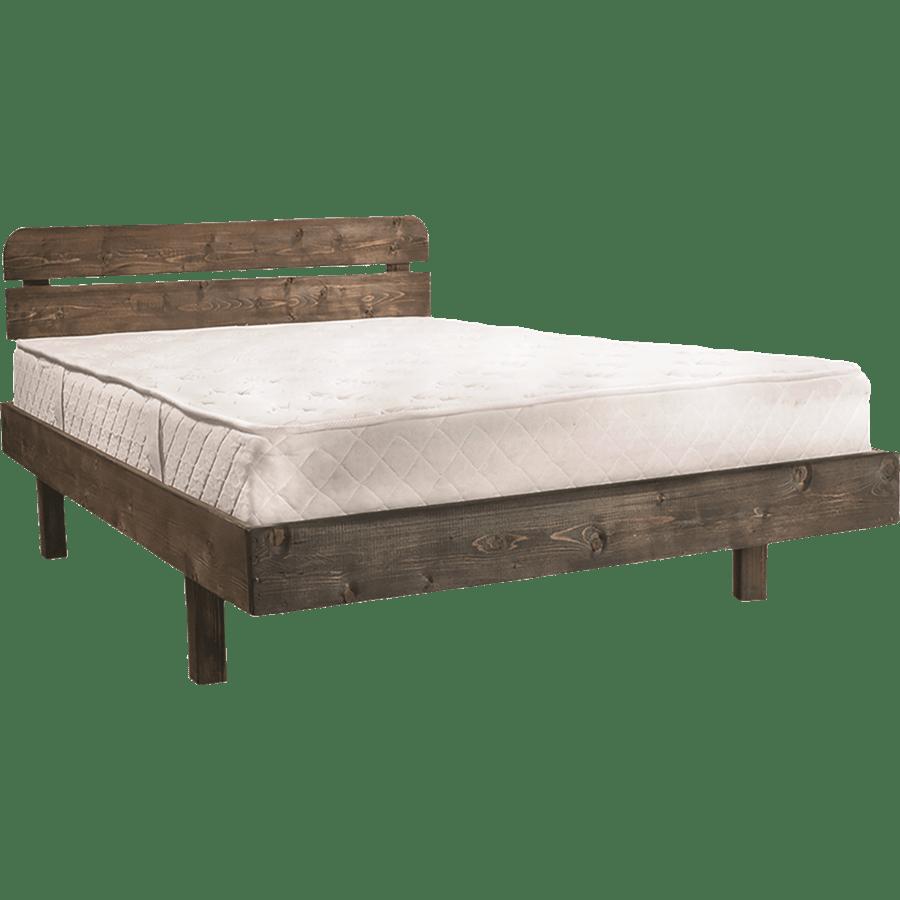 מיטה מעץ אורן מלא פרפר כולל מזרן במבחר מ