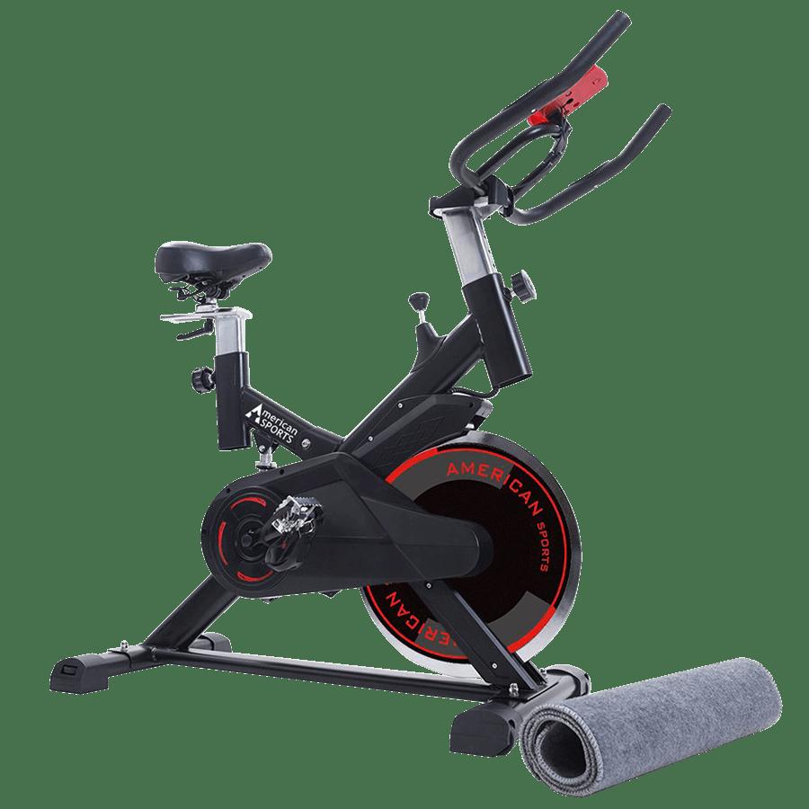 """אופני ספינינג 11 ק""""ג+מתנ"""