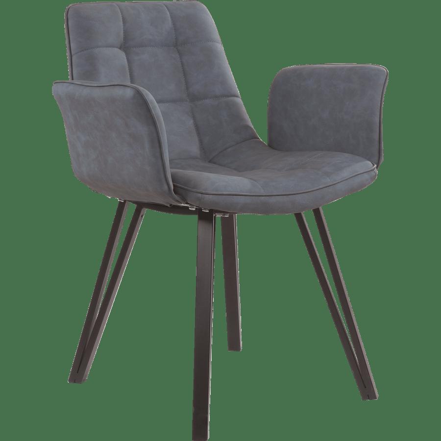 זוג כסאות מעוצבים