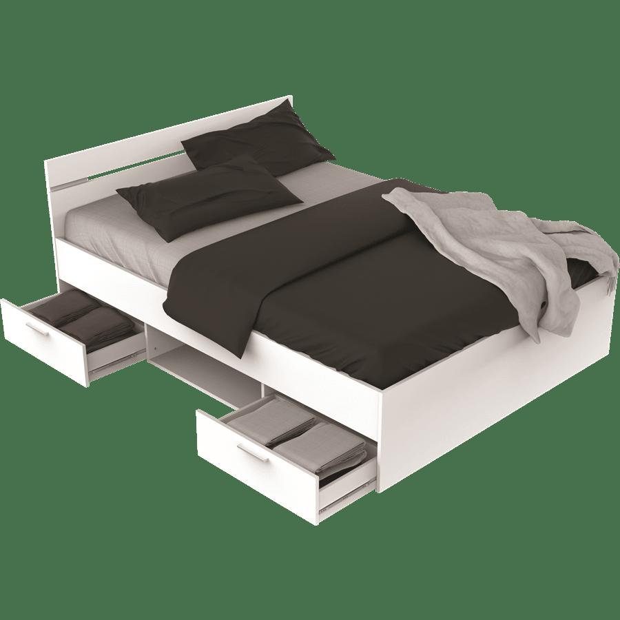 מיטה זוגית מעוצבת מישיגן