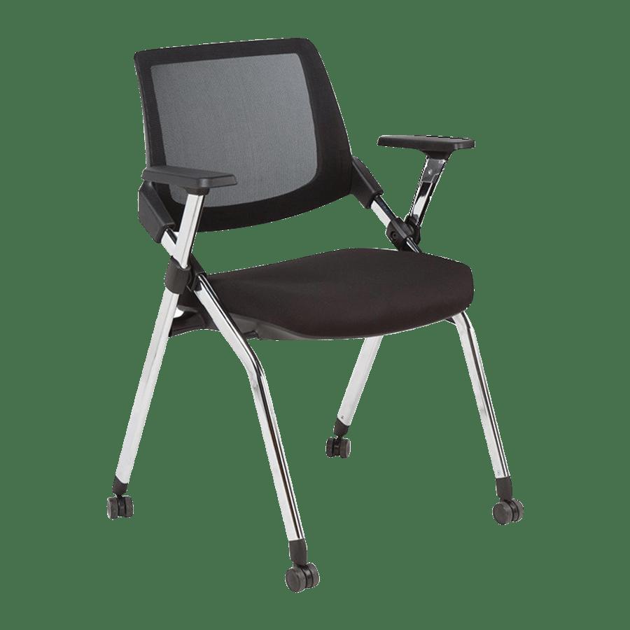 כסא אירוח אדי + גלגלים