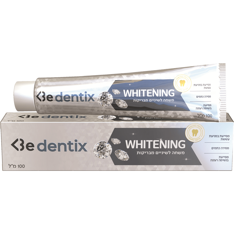 משחת שיניים Whitening
