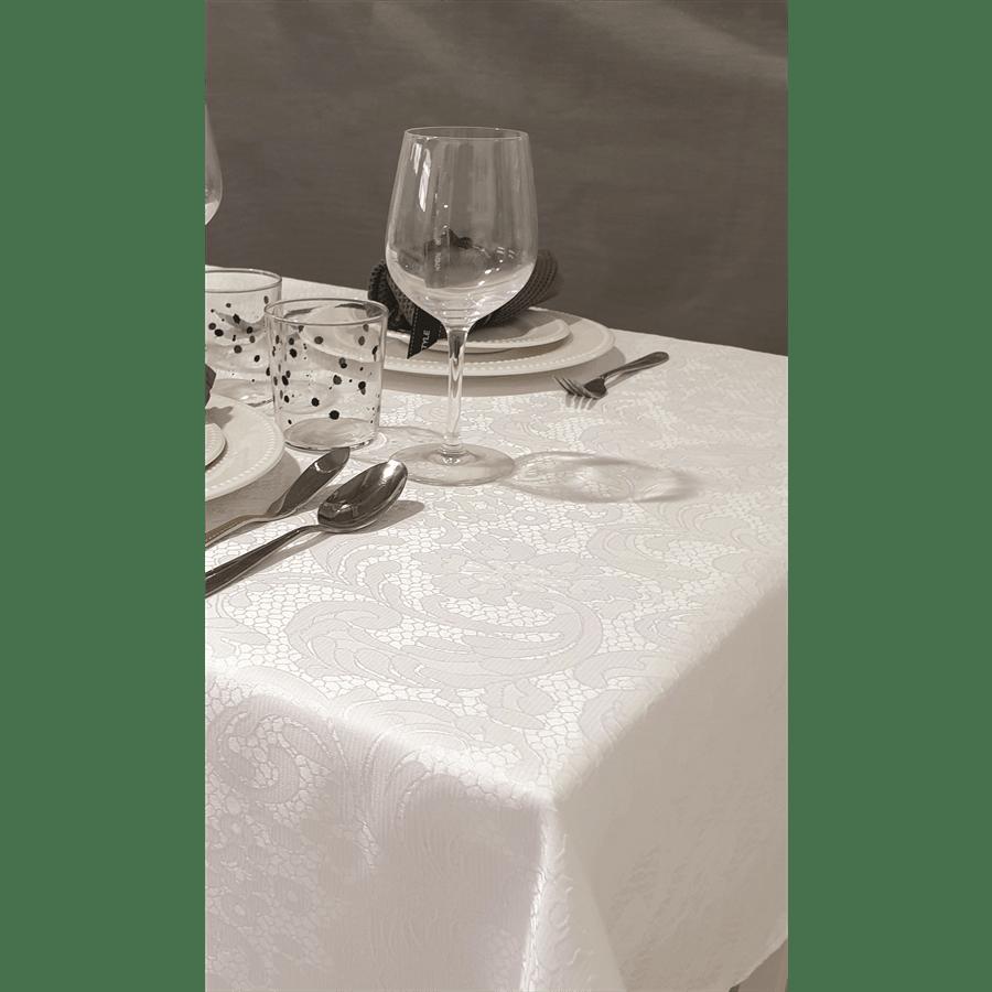 מפת שולחן ג'אקרד דולי