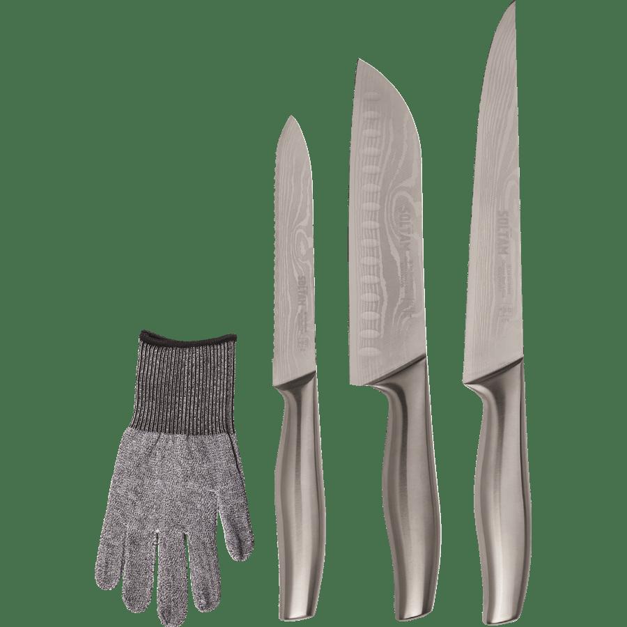 סט סכינים luxury