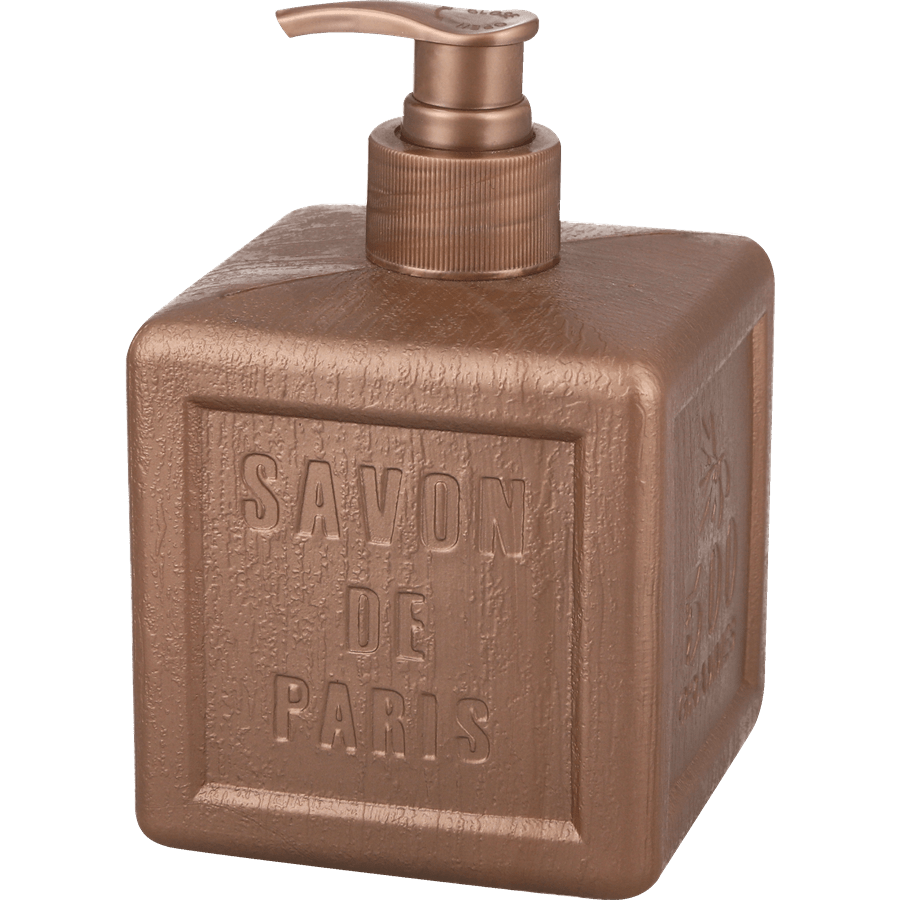 סבון קוביה ברונזה