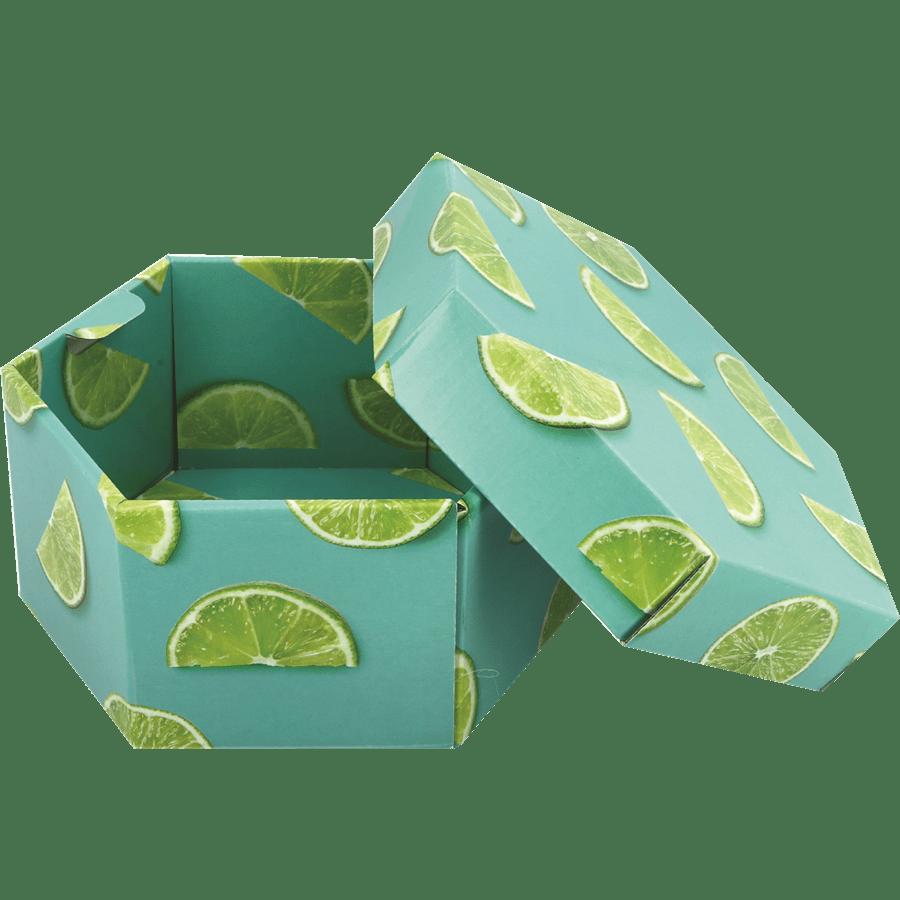 קופסא מעוצבת  CHILL