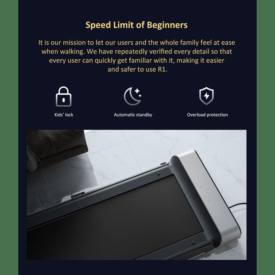 הליכון חשמלי R1 Pro