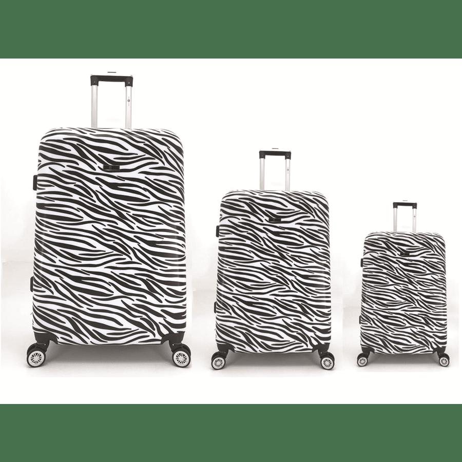 סט 3 מזוודות PC PARIS