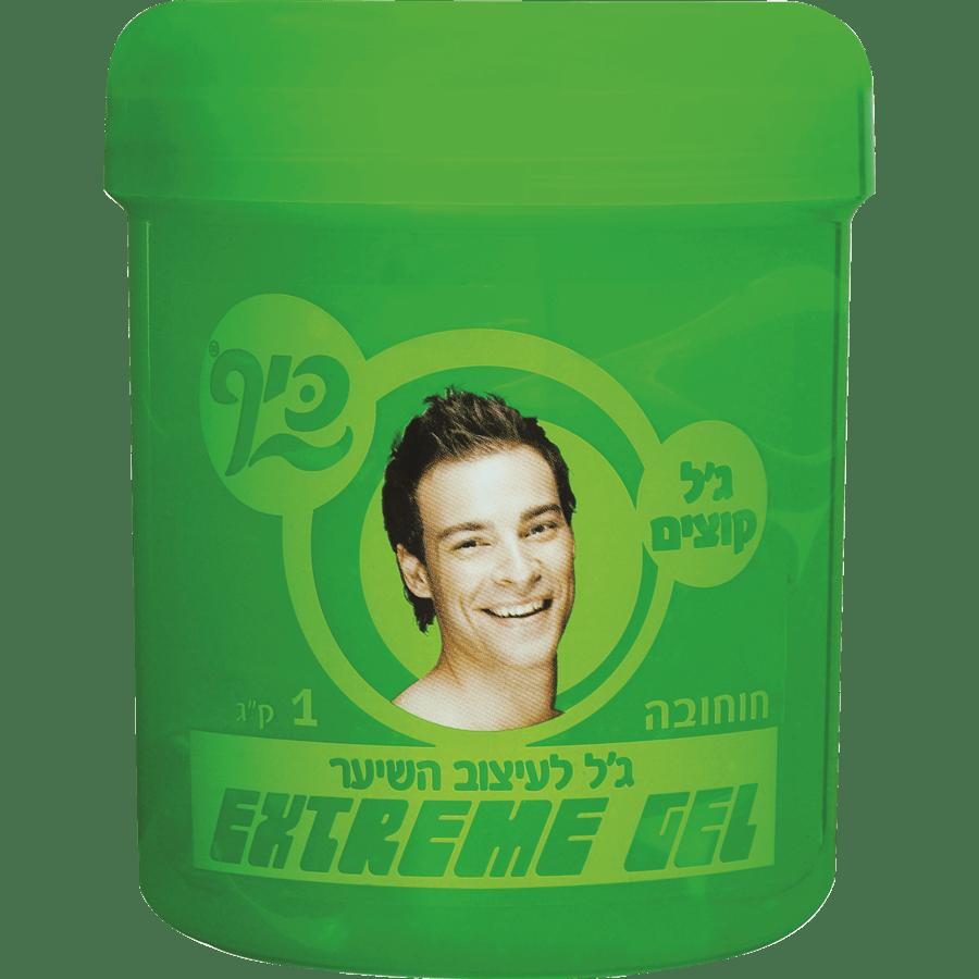 ג'ל כיף אקסטרים ירוק