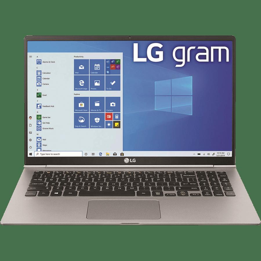 מחשב נייד LG GRAM 15.6