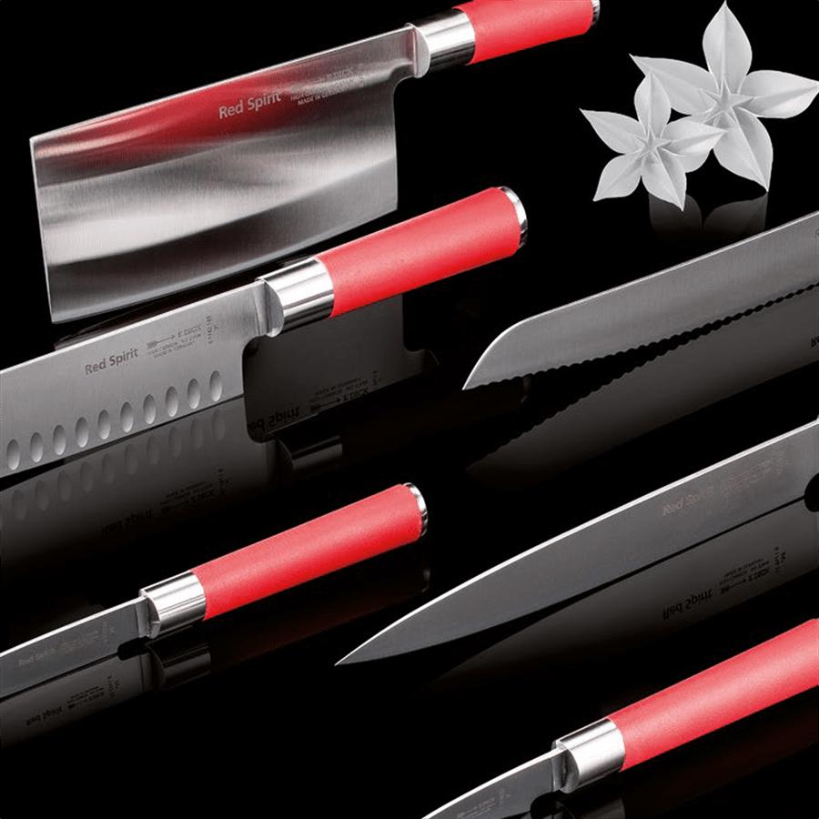סכין שף רחב Red Spirit