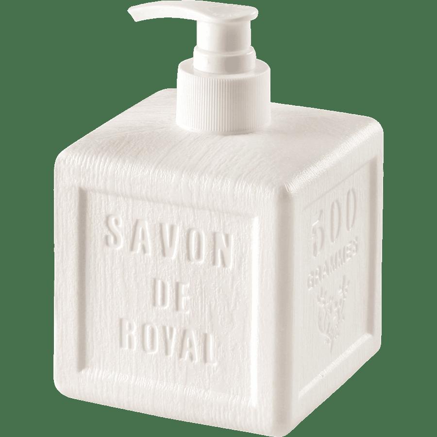 סבון נוזלי קוביה לבן