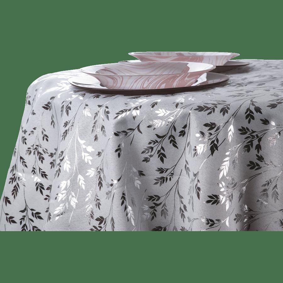 מפת שולחן נסיכה עלים