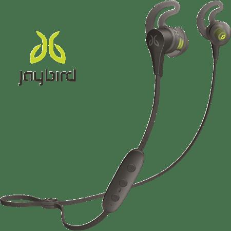 אוזניות ספורט ירוק