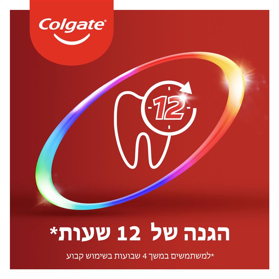 משחת שיניים טוטאל מסייע
