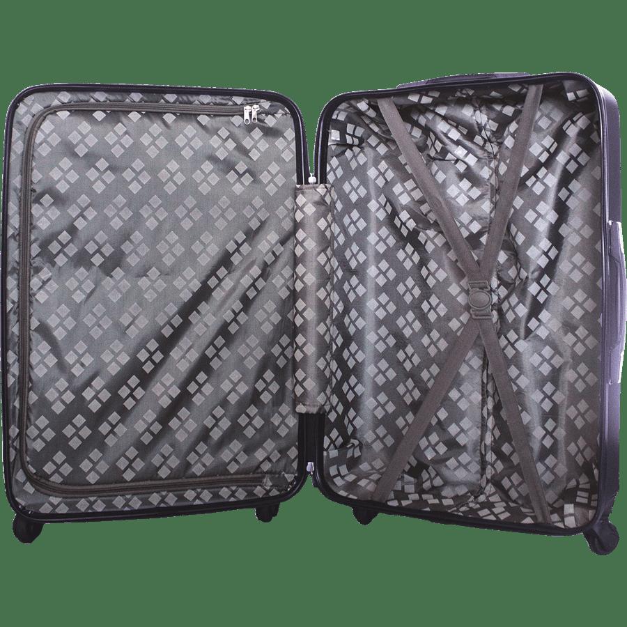 שלישית מזוודות ABS נייבי