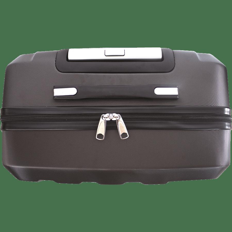 שלישית מזוודות ABS אפור