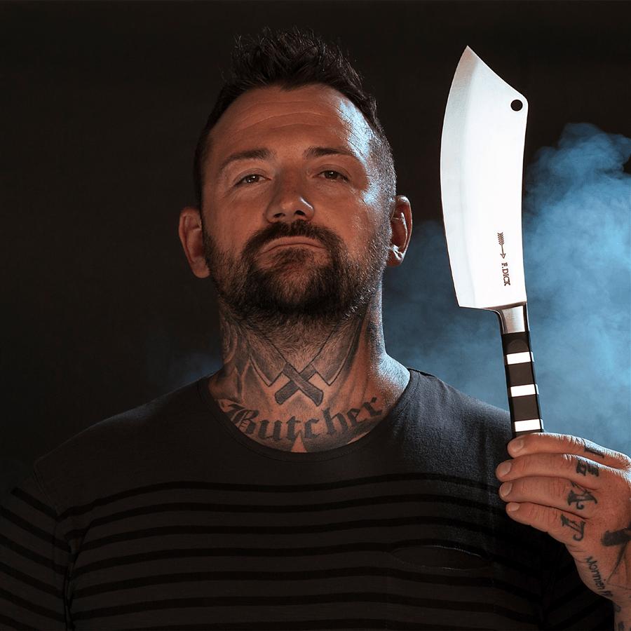 סכין שף 1905 AJAX