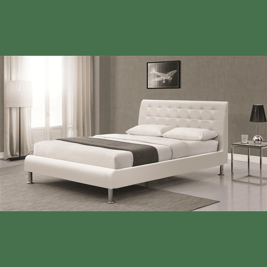 מיטת יחיד פנדה דמוי עור