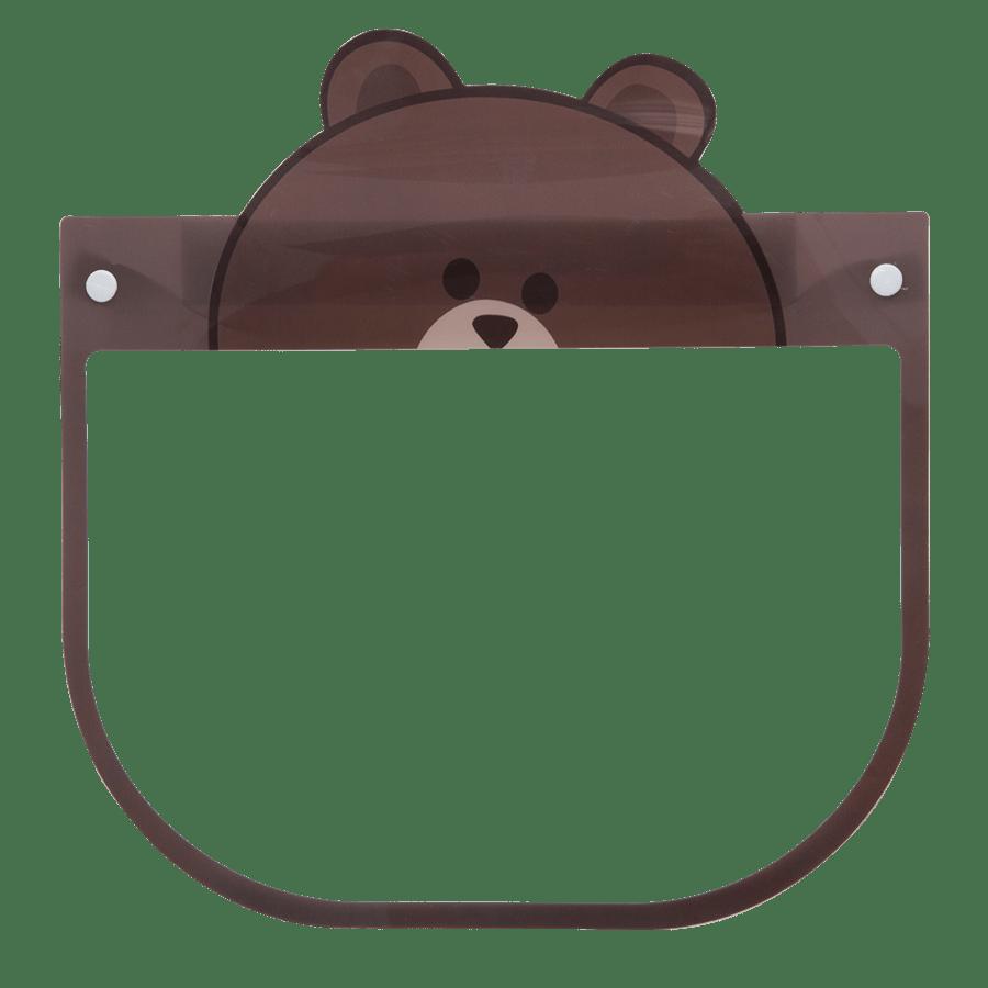 סט 10 מגני פנים לילדים